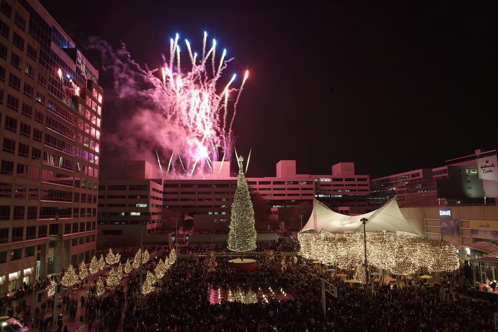 2020 Kansas City Mayors Christmas Tree Lighting Ceremony Mayor's Christmas Tree Lighting Ceremony, Friday, November 29
