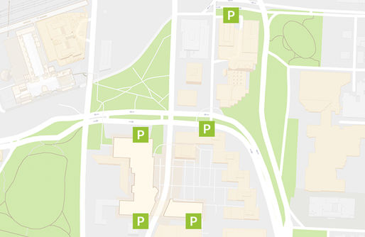 Crown Center Parking Locations