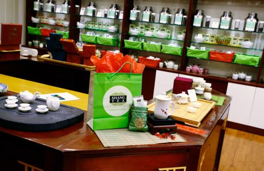 Shang Tea Co. Tea Varieties