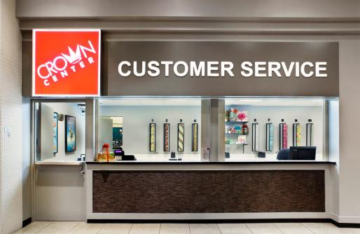 Crown Center Customer Service