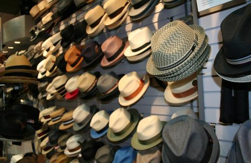 The Missing Piece Men's Hats