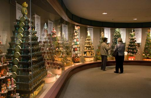 Inside the Hallmark Visitors Center