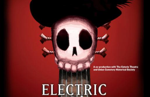 Electric Poe Playbill