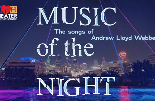 Music of the Night Playbill