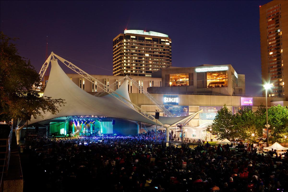 Crown Entertainment Complex Map