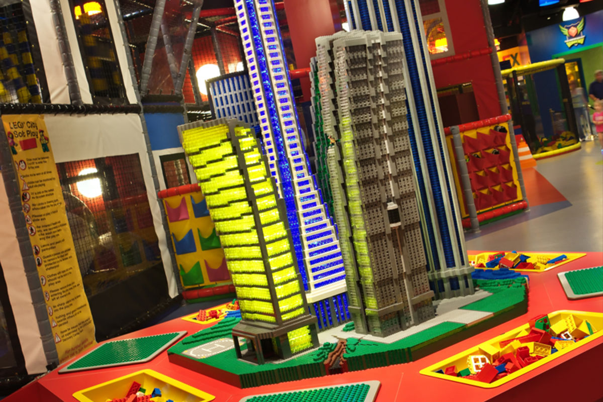 Legoland Discovery Center | Crown Center in Kansas City