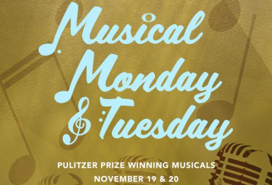 Musical Monday & Tuesday