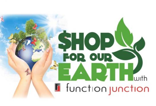 Earth Day image for Function Junction