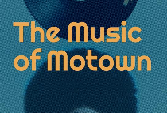 The Music of Motown Playbill